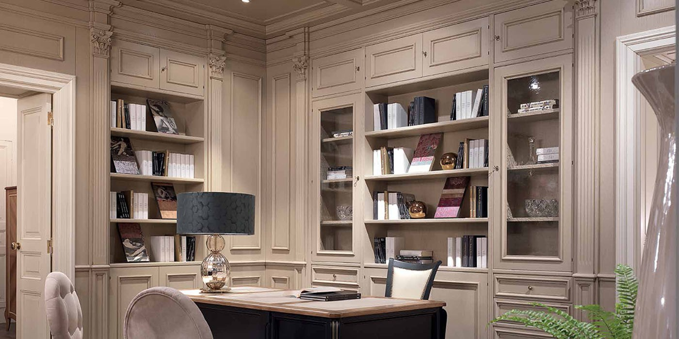 High End Italian Furniture: creation, production, delivery
